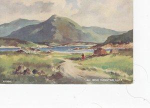 Ireland , 1920-30s ; An Irish Mountain Lake