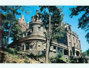 Ontario Canada Boldt Castle Heart Island Stop of Cruise Lines  Postcard # 5863