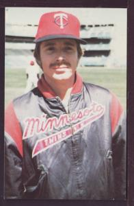 Greg Thayer Minnesota Twins Post Card 3016