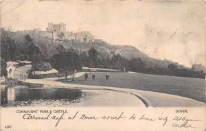 Dover, Connaught Park & Castle 1904