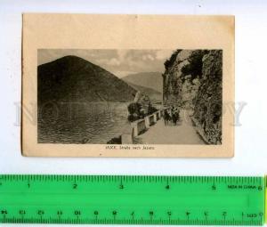 202203 Bosnia & Herzegovina JAJCE Vintage card