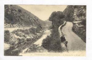 La Route Du Pas De Roland, Environs De Cambo-Les-Bains (Pyrénées-Atlantique...