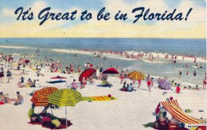 [ Linen ] US Florida - It's Great To Be In Florida