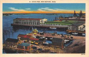 25686 MA, New Bedford, 1920, State Pier, No. 4