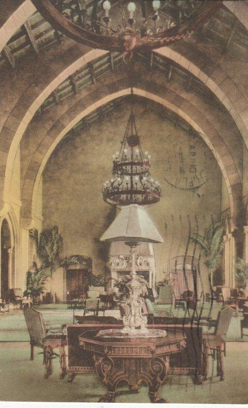 BOCA RATON , Florida, 1933 ; Lounge , Boca Raton Club