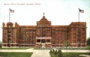 Sacred Heart Hospital Spokane, WA, USA Unused