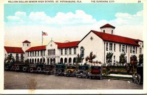 Florida St Petersburg Million Dollar High School 1937