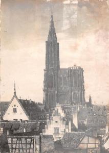 BR50213 Strasbourg la cathedrale    France