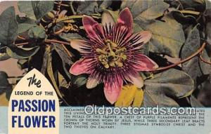 Passion Flower Unused