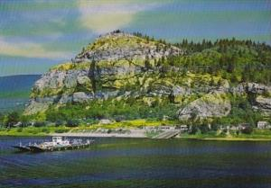 Canada Castlegar - Robson The Robson Ferry