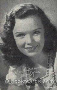 Gloria Jean Actress / Actor Gloria Jean Unused