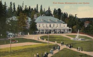 Kent House, MONTMORENCY, Quebec, Canada, PU-1916
