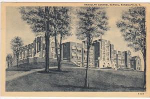 Randolph Central School , RANDOLPH , New York , 1910s