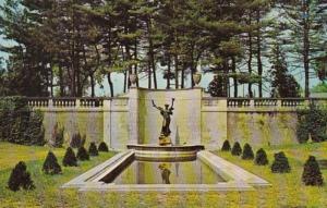 New York Saratoga Springs Congress Park Spirit Of Life