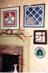 Quilt Patterns by Lil Golston - Price List