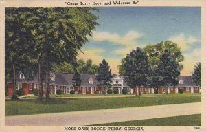 Georgia Perry Moss Oaks Lodge