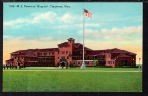 US Veterans Hospital,Cheyenne,WY