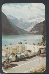 Canada Postcard - Lake Louise, Chateau Lake Louise, Banff National Park  RS20049