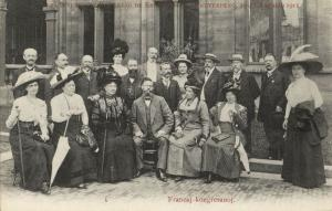7th World Esperanto Congress in Belgium Antwerp (1911) Postcard (8)