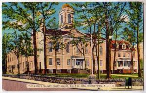 Morric Co Court House, Morristown NJ