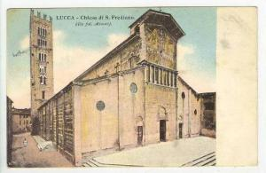 Chiesa di S. Frediano, Lucca (Tuscany), Italy, 1900-1910s