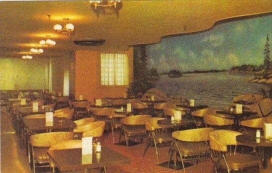 Canada Aqua Room King's Hotel Winnipeg Manitoba