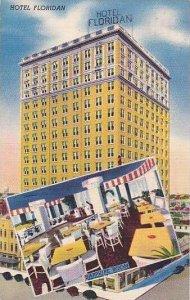 Florida Tampa The Hotel Floridan