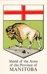 Shield of Arms , Manitoba , Canada , 50-60s