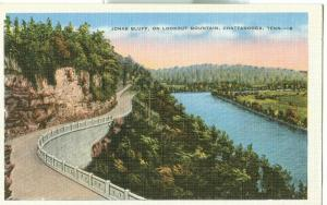 Jonas Bluff, on Lookout Mountain, Chattanooga, Tennessee