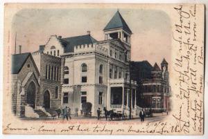 Memorial Hall Court House & Post Office, Aurora Ill