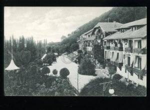 163636 Caucasus Abkhazia GAGRA Gagry HOTEL Vintage PC