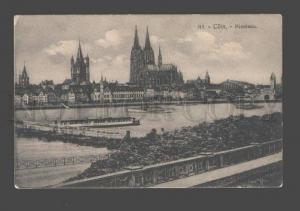 086701 GERMANY Coln Panorama Vintage PC