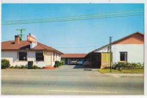 Del Norte Motel, Crescent CA