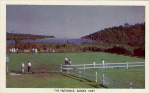 Bowling Green , Sussex Inlet , New Zealand , 50-60s