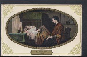 Artist Postcard - Fine Arts - An Anxious Hour, Artist Alexander Farmer HP49