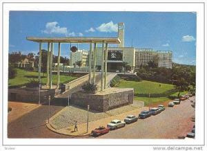 Parliament Building, Kampala, Uganda, 50-70s