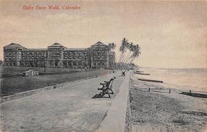 Sri Lanka, Ceylon, Colombo, Galle Face Walk