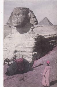 Egypt The Great Sphinx 1909