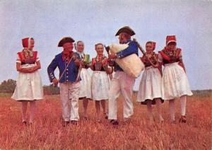 Serbia Serbska narodna Drasta (Slepo) Luzickosrbsky Lidovy Kraj