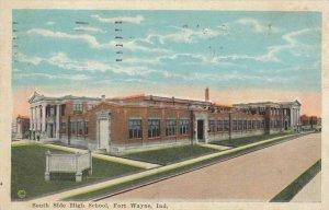 FORT WAYNE, Indiana, 1910-20s; South Side High School
