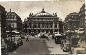 CPA Paris 2e (Dep. 75) Place de l'Opéra (57425)