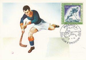 Mexico 1968 ; Olympic Games , Monaco ; #5