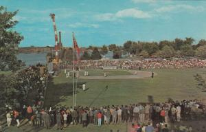 VALLEYFIELD , Quebec , Canada , 50-60s ; Baseball , Parc Sauve