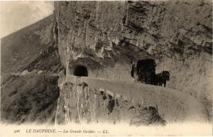 CPA  Le Dauphiné - Les Grands Goulets (243933)