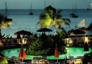 Saint Lucia The Royal St Lucia Hotel Swimming Pool and Ocean View