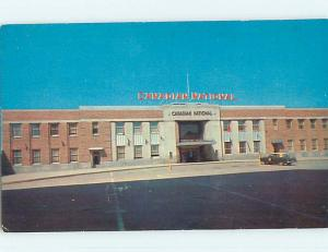 Pre-1980 TOWN VIEW SCENE Saskatoon Saskatchewan SK p9859