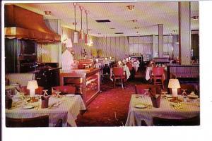The Fischer's Hotel, Grille Room Interior, Hamilton, Ontario,