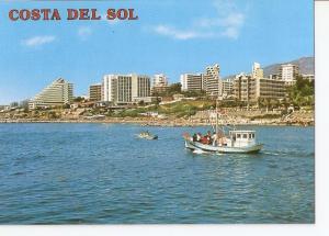 Postal 025889 : Benalmadena (Malaga)