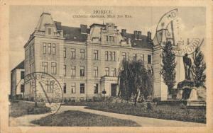 Czech Republic Horice Obchodní akademie 02.65