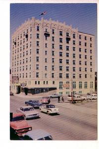 Royal Edward Hotel, Fort William, now Thunder Bay, Ontario, Cars, Alex Wilson